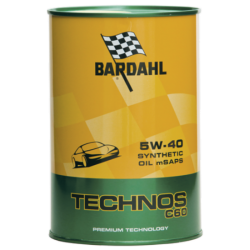 Bardahl TECHNOS C60 5W40