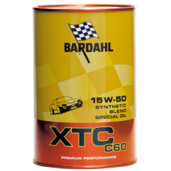 Bardahl XTC C60 15W50