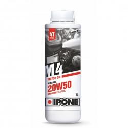 IPONE M4 20W50 Minerale 4T