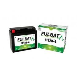 FULBAT FT12B-4 YT12B-BS GEL...